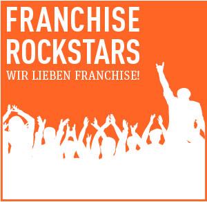Logo - Franchise Rockstars GmbH