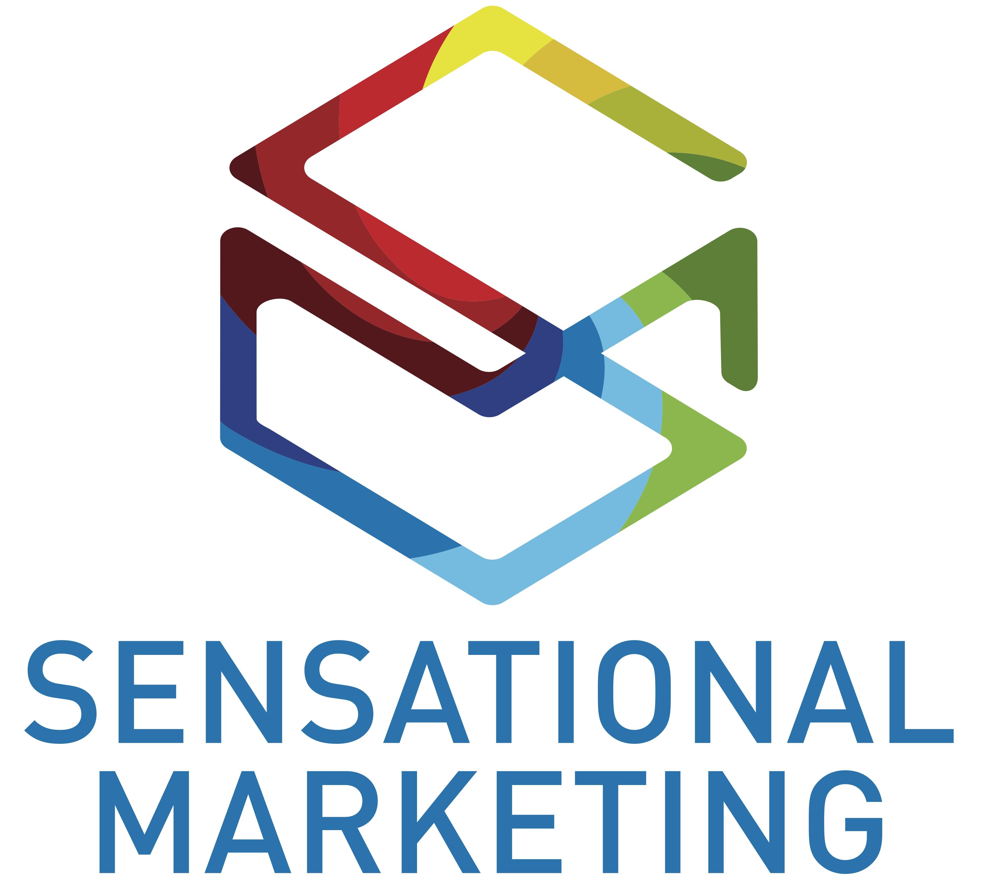 Logo - Sensational Marketing GmbH